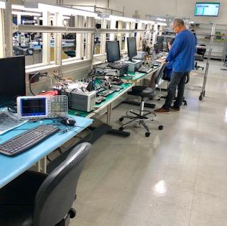 manufacturing lab